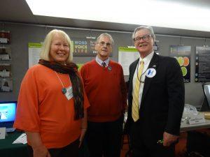 2017 Legislative Day, Friends with Legislators